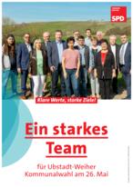Ein starkes Team für Ubstadt-Weiher